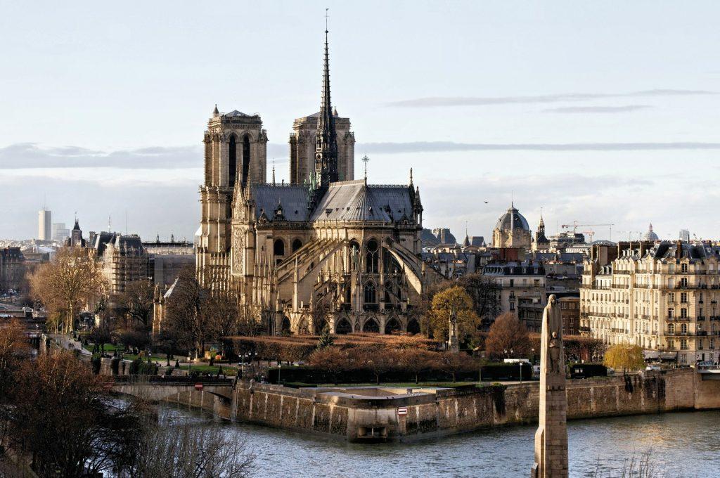 Notre Dame – Vive la reconstruction!