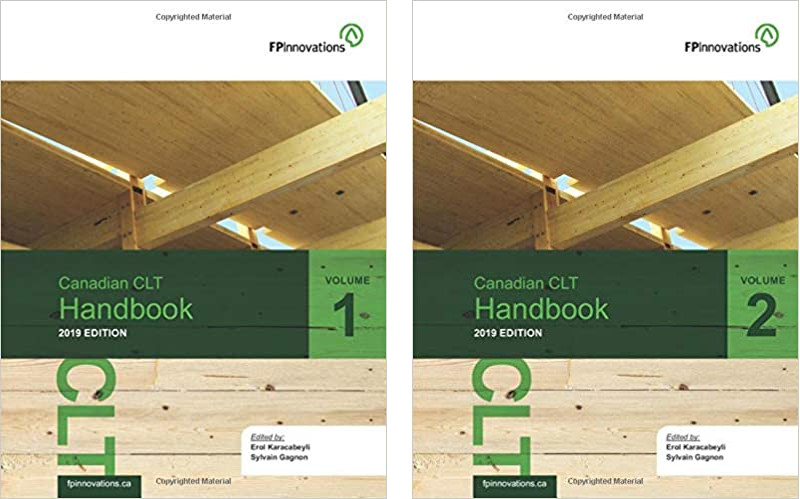 Canadian CLT Handbook, 2019 Edition, Vol. I and II